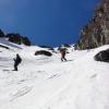 Val d\'Isère, Glacier de la Grande-Motte, sortie SCIG, pâques 2014